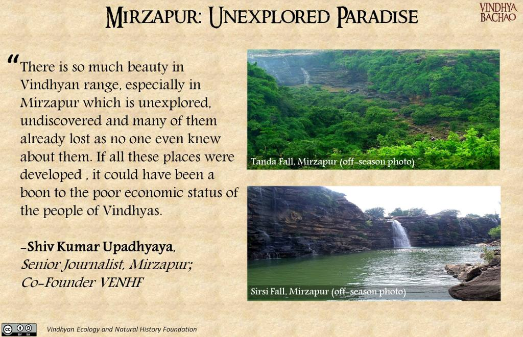 Poster 9: Vindhya the Unexplored Paradise