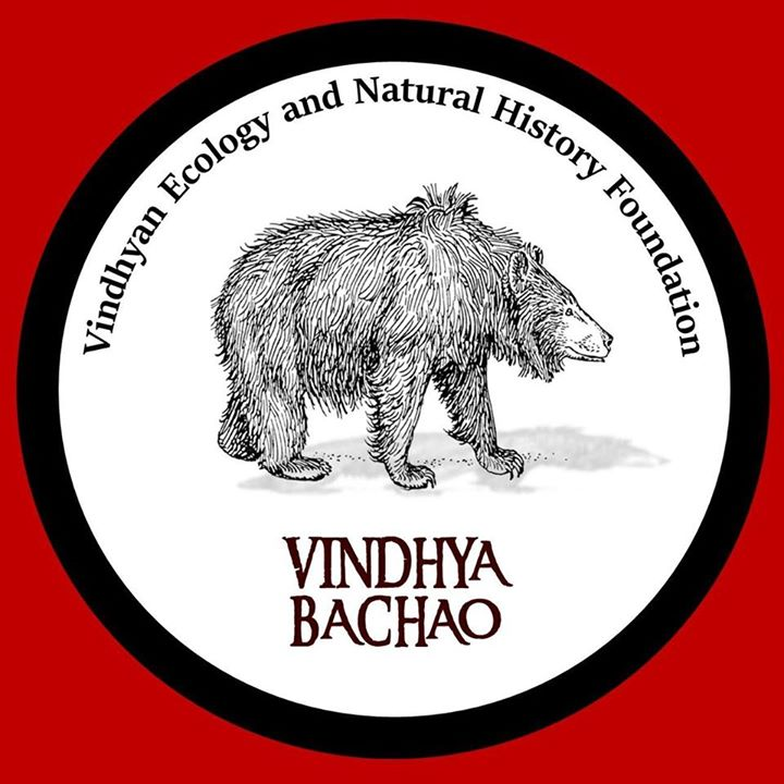 Logo- Vindhyan Ecology and Natural History Foundation- Vindhya Bachao